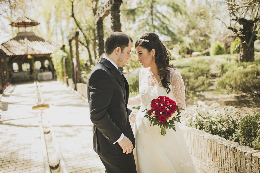 Boda jardin el botero madrid justo rebeca fot grafo for Boda madrid jardin