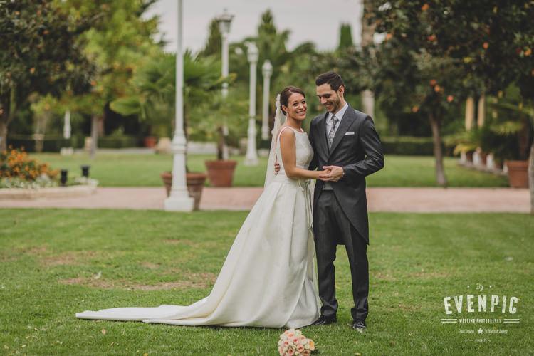 boda en huerta del sello