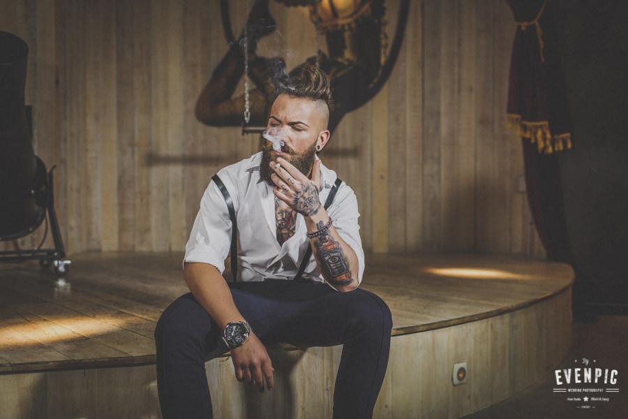 Tatuaje en las bodas