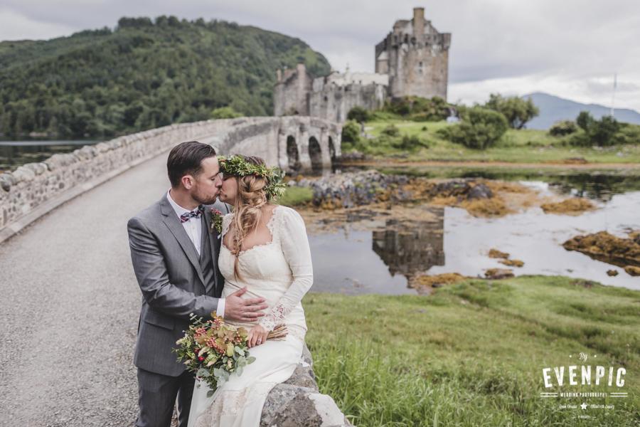 boda en Escocia